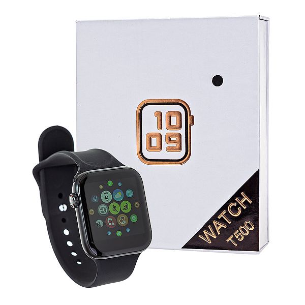 Смарт часы Smart Watch IWO 13 T500 Black (черный)