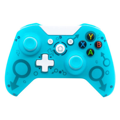 Геймпад Controller Wireless N-1 2.4G для консоли Microsoft XBOX ONE/PS3/PC беспроводной Blue (голубой)