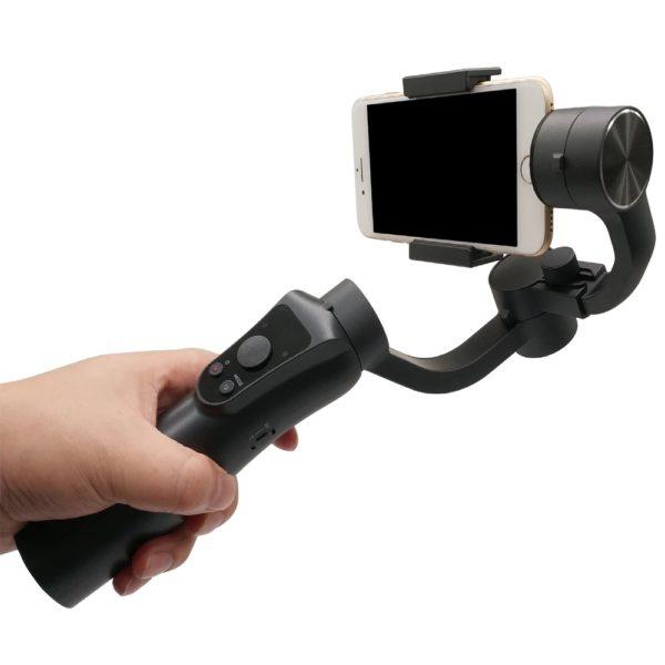 Стабилизатор трехосевой для смартфонов 3 Axis Handheld Gimbal Stabilizer