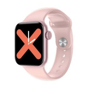 Смарт часы Smart Watch IWO W46+ 44mm Pink (розовый)