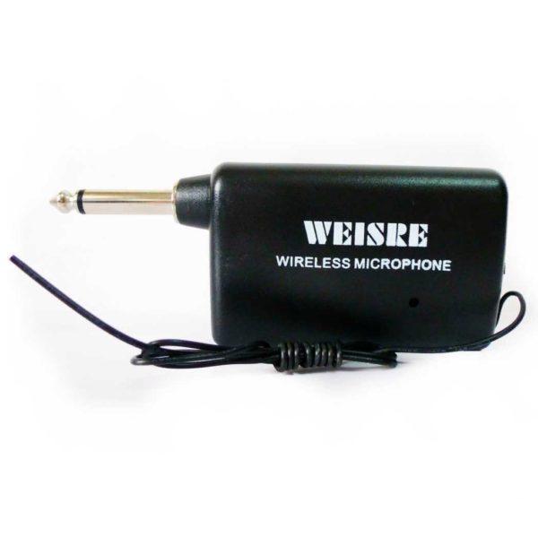 Беспроводной микрофон Weisre DM-3308A с приемником
