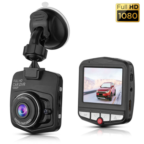 Видеорегистратор G900 Full HD 1080 DVR Черного цвета