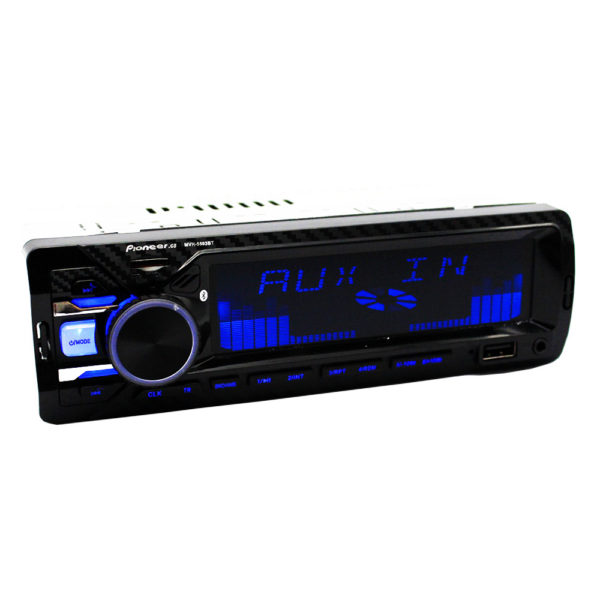 Автомагнитола Pioneer GB MVH-X5803SBT Bluetooth 7 цветов подсветки