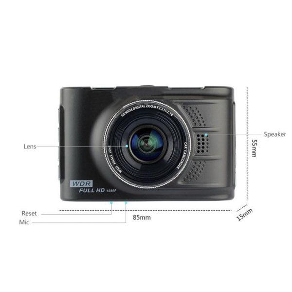 Автомобильный Видеорегистратор Eplutus DVR 916 Full HD