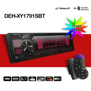 Автомагнитола Pioneer GB DEH-XY1791SBT Bluetooth 7 цветов подсветки + Джойстик