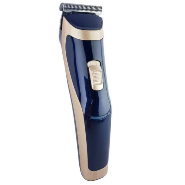 Машинка для стрижки волос Progemei gm-6005 c 4 насадками