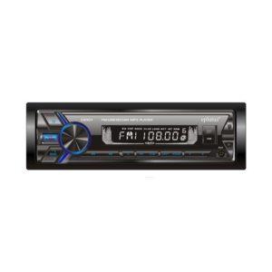 Автомагнитола Eplutus CA301, 1 Din, LCD дисплеем, 45Wx4, 2xUSB, AUX, Bluetooth 4.2, 9-17V