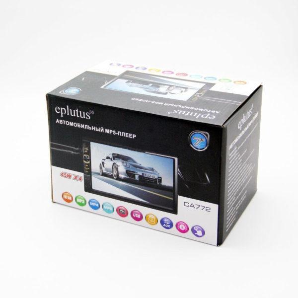 Автомагнитола Eplutus CA772, 2 Din, Bluetooth, 7 дюймов