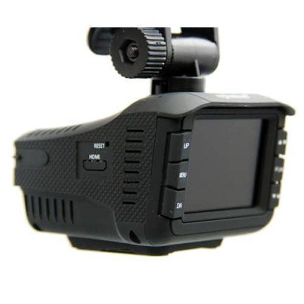 Видеорегистратор Eplutus GR-91 с антирадаром и GPS