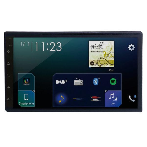 Автомагнитола 2 Din Pioneer GB GSP-9701CB Android 1/16GB