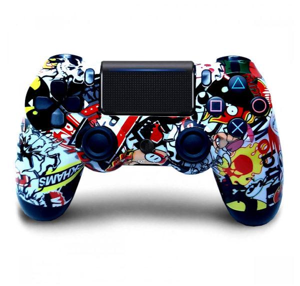 Геймпад для консоли PS4 PlayStation DualShock 4 v2 Racing (Гонки)
