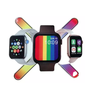 Смарт часы Smart Watch FT80 Black (черный)