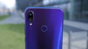 Xiaomi Redmi note 7 6GB/64GB blue Сниний